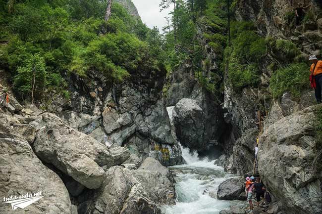 Водопад аршан