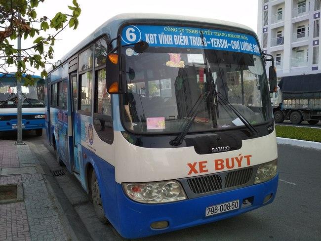 автобусы в нячанге маршруты