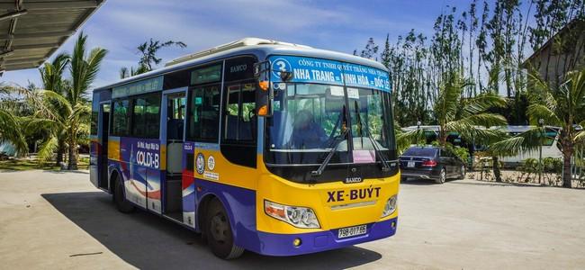 Автобусы в Нячанге