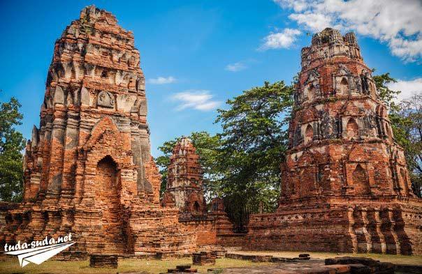 Храмы Аюттайя