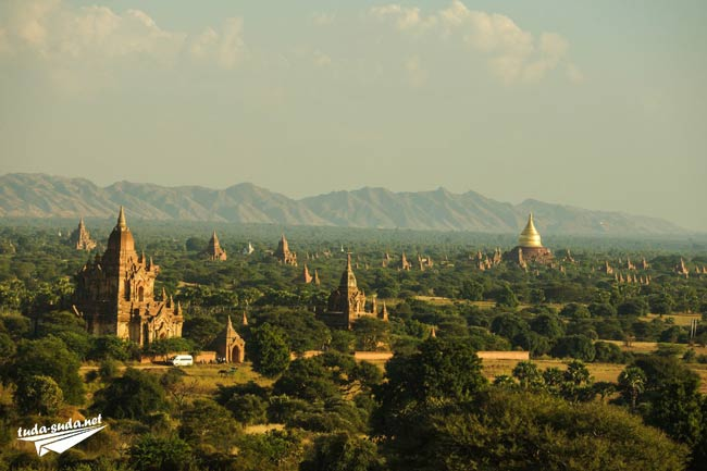 Баган, Мьянма
