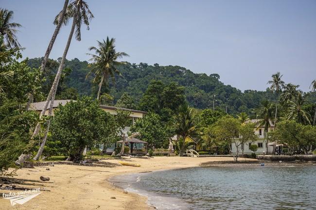 пляж Байлан Ко Чанг