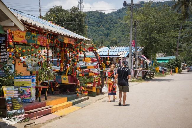 кафе таиланд фото