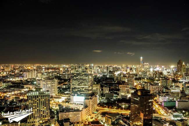 Виды на Бангкок