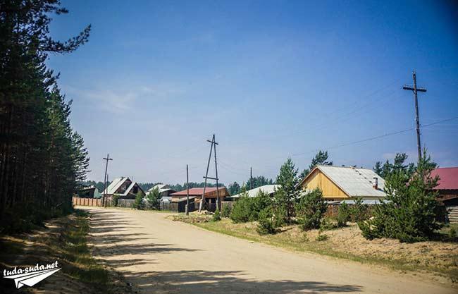Усть-Баргузин фото