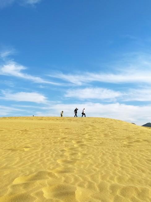 Сарыкум песчаная дюна