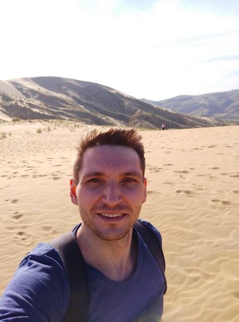 пустыня Дагестан