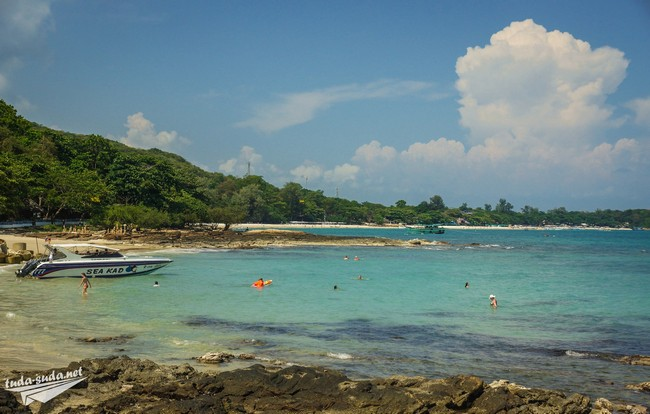 Koh Samet sea