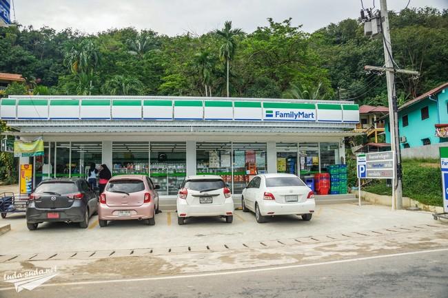 Family Mart Phuket