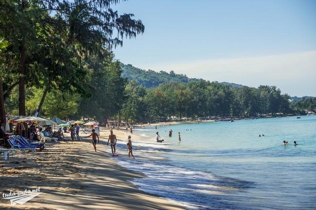 пляж Банг Тао отзывы