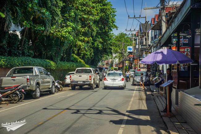 Phuket road