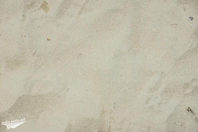 пляж ката песок