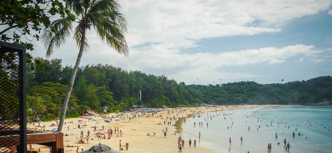 Най Харн Пхукет обзор пляжа с фото отели и как добраться