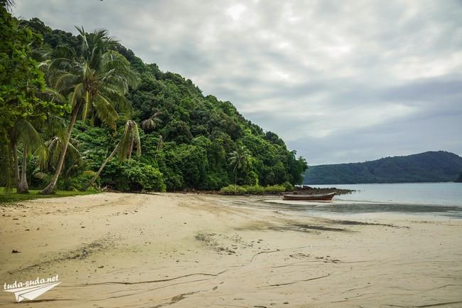 пляж Панва