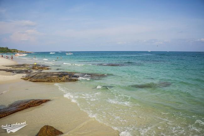 Beach Sai Kaew Samet