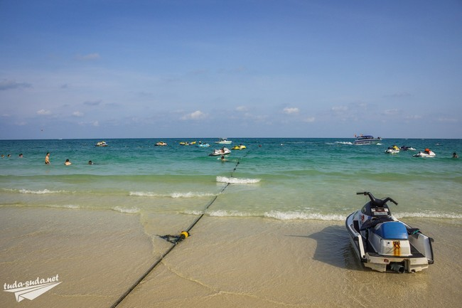 Koh samet activities