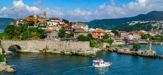 Самые красивые города Турции