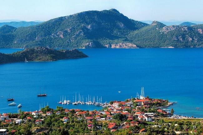 Селимие город Турция