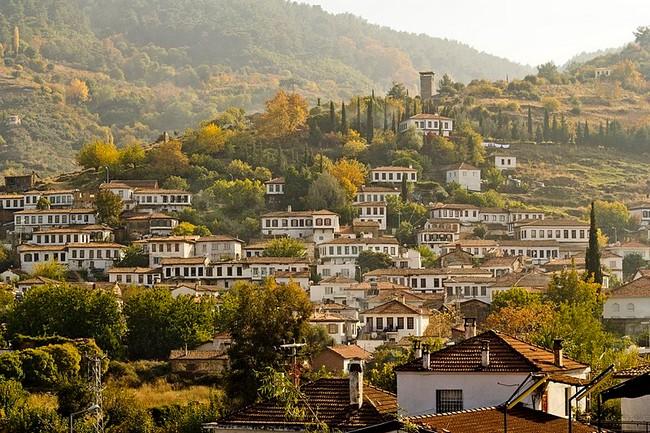 Деревня Шириндже