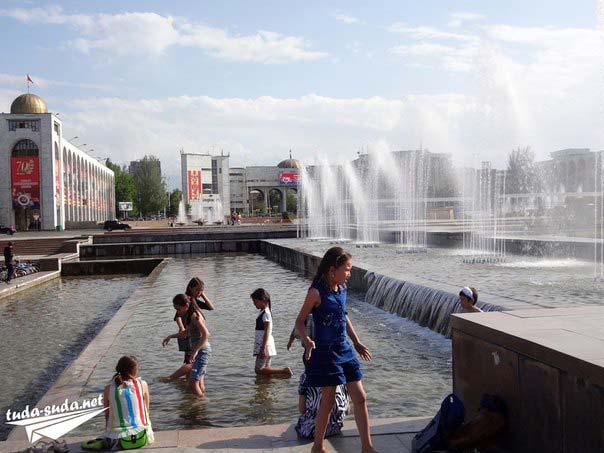 Ала-Тоо Бишкек