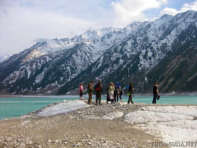 Алматы озеро фото