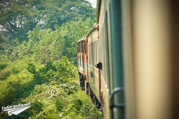 Железная дорога Таиланд