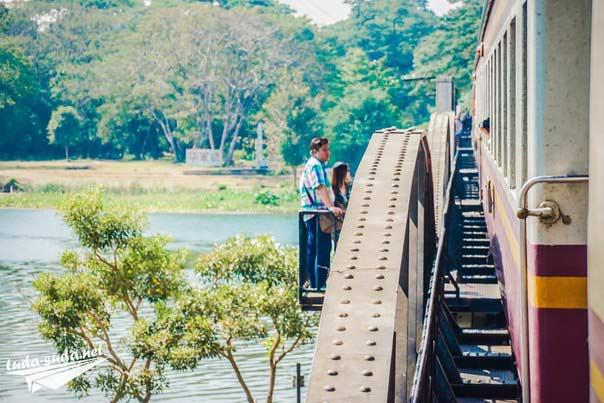 мост река Квай