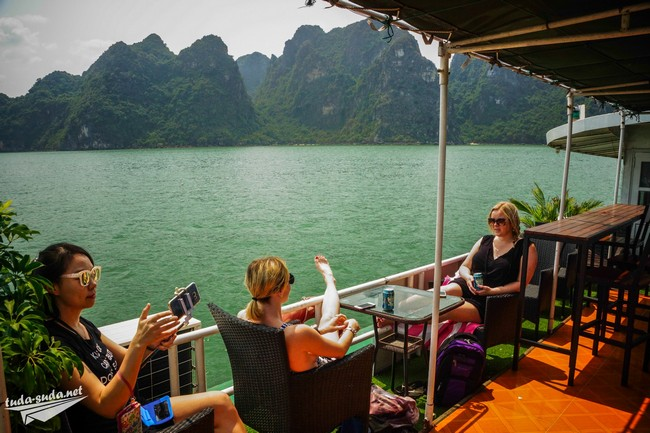 бухта халонг вьетнам фото
