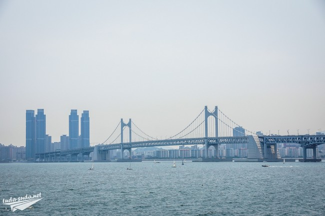 Мост Кваннан Пусан