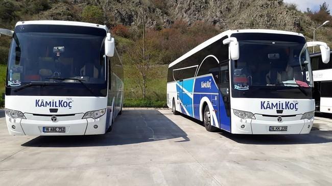 Kamil Koc bus company