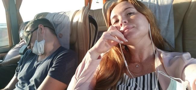 путешествие по Турции на автобусе