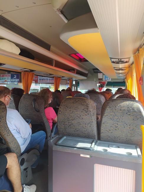 междугородние автобусы в Турции