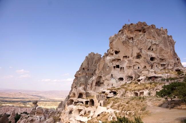 Замок Учхисар