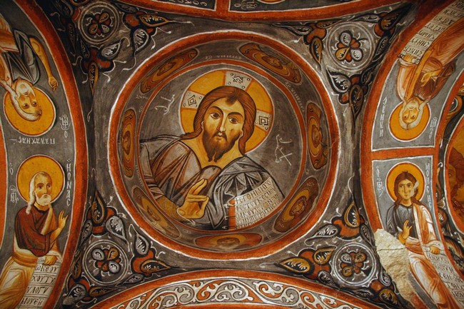 церкви Каппадокия