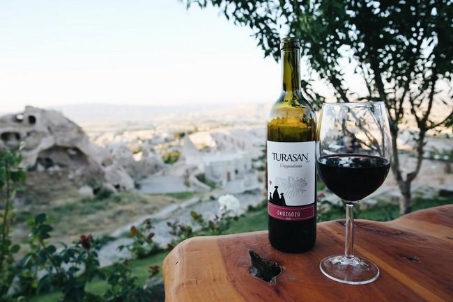 Кппадокия вино