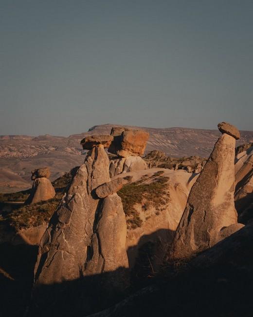 Долина монахов Каппадокия