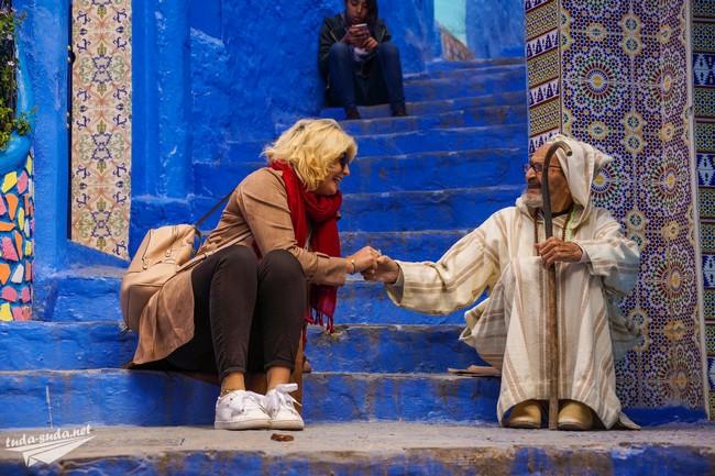 Марокко люди