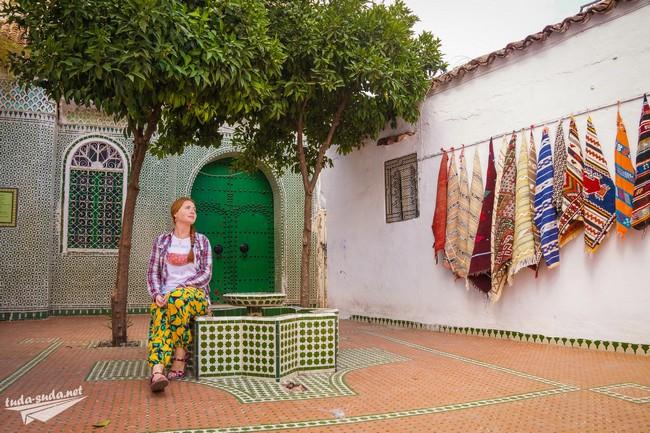 chefchauen morocco