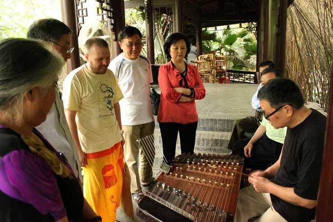 Музыканты Китай