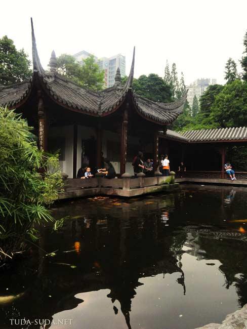 Пагода Китай