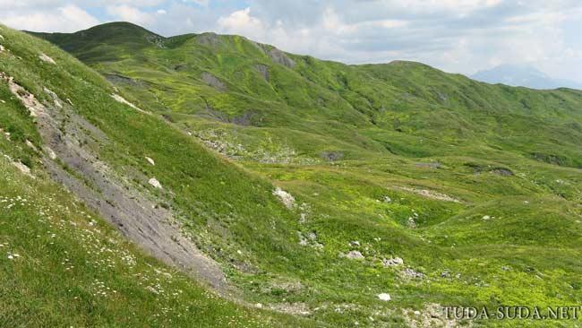 Поход по горам Кавказа