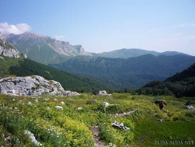 Армянский перевал Кавказ