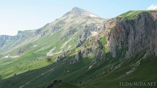 Маршрут номер тридцать Кавказ