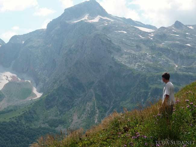 Маршрут тридцатка Кавказ