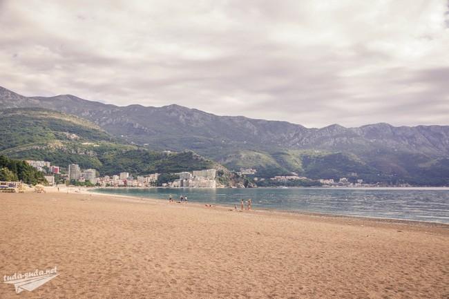 Купаться в Черногории в октябре