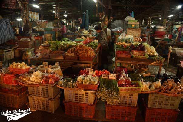 Рынки Таиланда фото