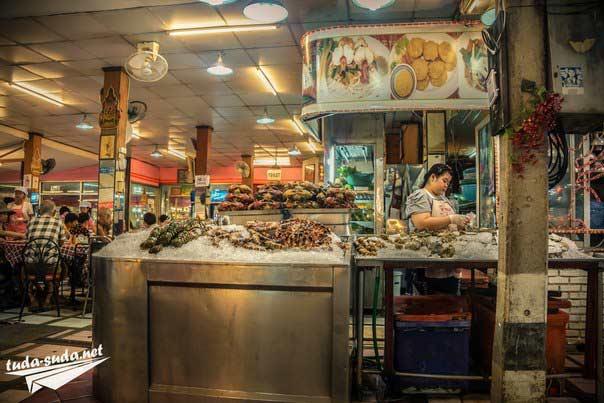 Ночной рынок Night Bazaar