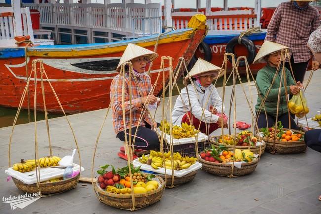 вьетнам рынок фрукты