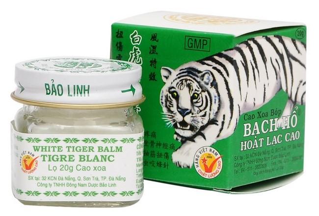 Тигровый бальзам Вьетнам