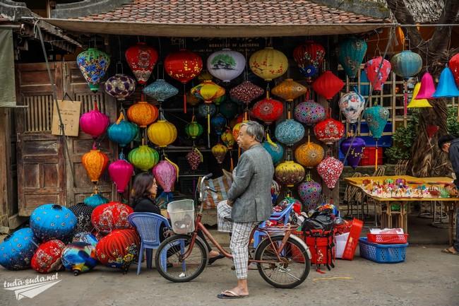 вьетнам фонарики